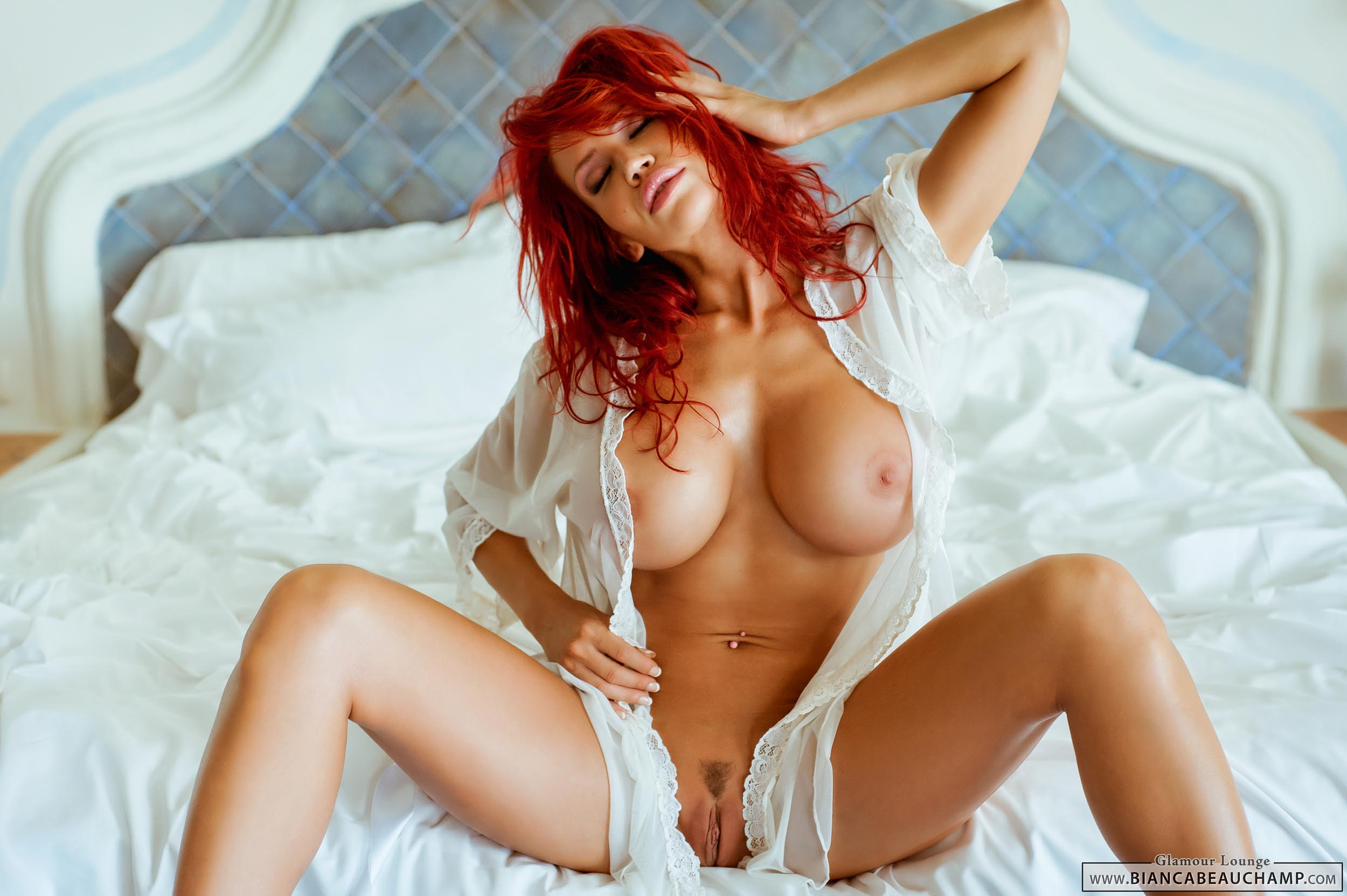 Need naked picture redhead love you!